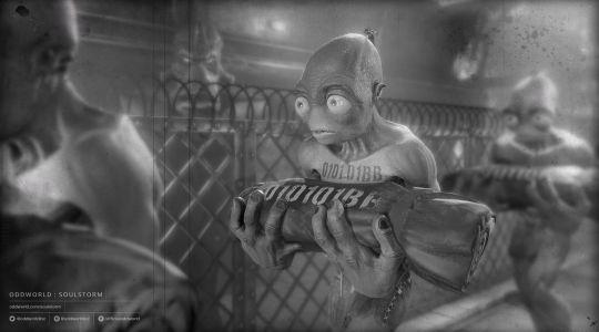 Oddworld: Soulstorm Teaser Trailer