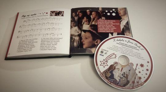 Z kolędą u Jana Pawła II – płyta
