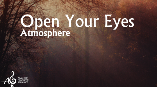 Open Your Eyes – Atmosphere