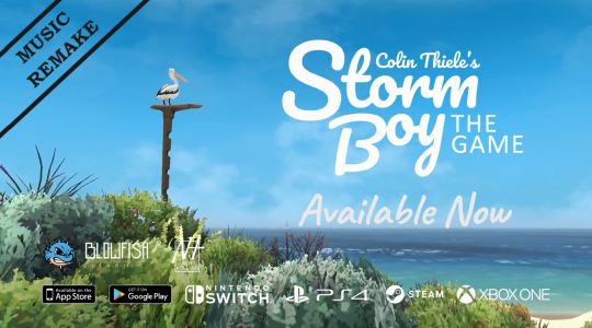 Storm Boy The Game – Trailer