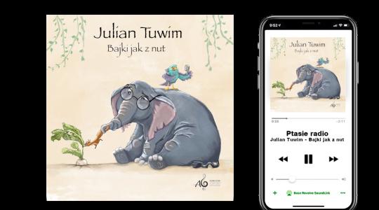 Bajki jak z nut – Julian Tuwim
